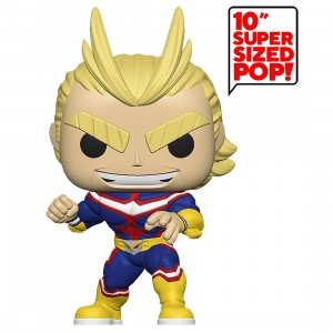 Funko POP Animation My Hero Academia 10 Inch All Might (yellow)
