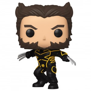 PREORDER - Funko POP Marvel 20th Anniversary Wolverine In Jacket (black)
