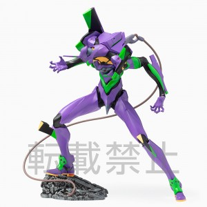 PREORDER - Sega Evangelion Unit-01 New Theatrical Edition LPM Figure (purple)