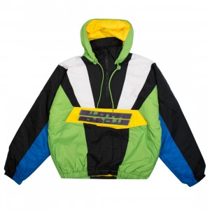 Billionaire Boys Club Men Startup Jacket (green / white)