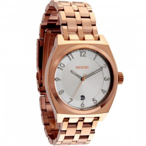 Nixon Monopoly Watch (rose gold)