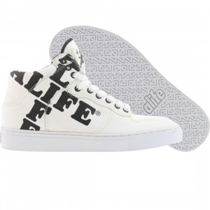 ALIFE Women Everybody High Cross Canvas (white)
