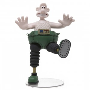 Medicom UDF Aardman Animations Series 1 Wallace And Gromit - Wallace With Techno Trousers (green)