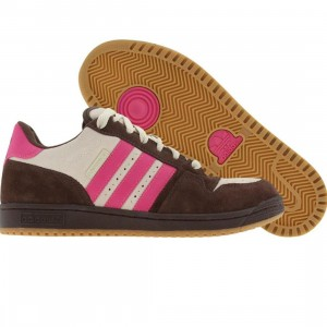 Adidas Womens Comptown ST W (espresso / bloom chalk)