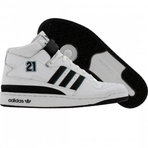 Adidas Forum Mid BB - Kevin Garnett (r white / black / reef)