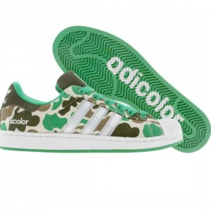 Adidas Superstar II G5 (fairway / white)