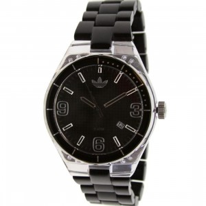 Adidas Cambridge Watch (black / clear)