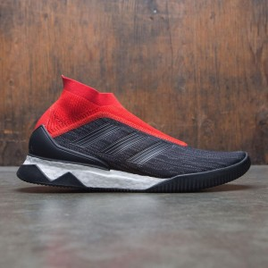 Adidas Men Predator Tango 18+ TR (black / core black / red)