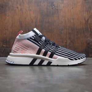 Adidas Men EQT Support Mid ADV PK (white / core black / trace pink)