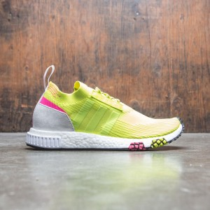 Adidas Women NMD Racer PK W (yellow / semi solar yellow / footwear white)