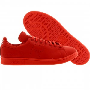 Adidas x Raf Simons Men Stan Smith (red / white)