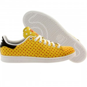 Adidas x Pharrell Williams Men Stan Smith SPD - Polka Dot Pack (yellow / red / ftwwht)