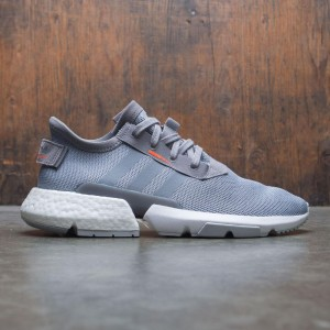 Adidas Men POD-S3.1 (gray / grey three / solar orange)