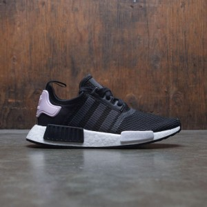 Adidas Women NMD R1 W (black / footwear white / clear pink)