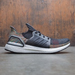 Adidas Men UltraBOOST 19 (gray / core black / shock yellow)