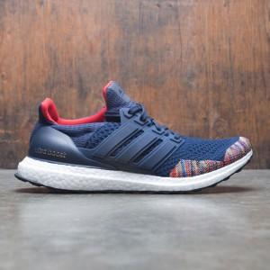 Adidas Men UltraBOOST LTD (navy / collegiate navy / vivid red)
