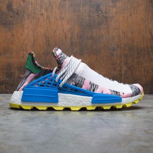 Adidas Consortium x Pharrell Williams Men Solar HU NMD (red / core black / footwear white)
