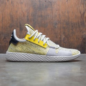 Adidas Consortium x Pharrell Williams Men Solar Tennis HU V2 (yellow / footwear white / core black)