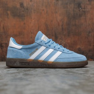Adidas Men Handball Spezial (blue / light blue / footwear white / gum)
