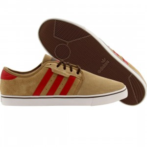 Adidas Skate Men Seeley (brown / cardbo / powred / dbrown)