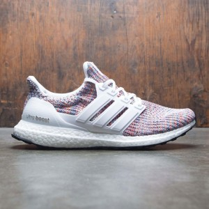 Adidas Men UltraBOOST (white / footwear white / collegiate navy)