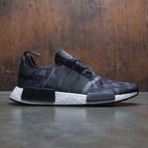 Adidas Men NMD R1 (black / grey four / grey five)
