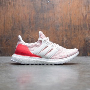 Adidas Women UltraBOOST W (white / chalk white / active red)