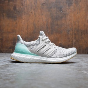 Adidas Women UltraBOOST W (gray / clear mint / raw white / carbon)