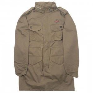 Adidas x Neighborhood Men NH M65 Jacket (olive / trace olive)