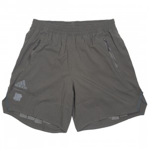 Adidas x Undefeated Men Ultra Shorts LTD (gray / cinder / utility black)