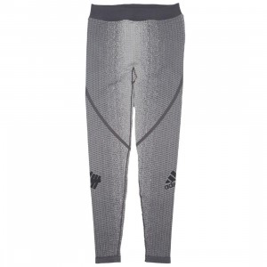 Adidas x Undefeated Men Alphaskin Tech Heat Pants (gray / solid grey / utility black)