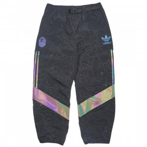 Adidas x BAPE Men Slopetrotter Pants (black)