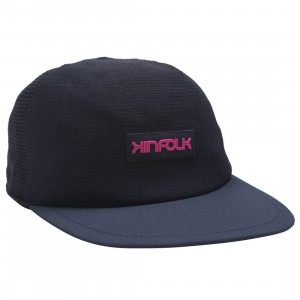 Adidas Consortium x Kinfolk Run Cap (navy / night navy)