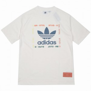Adidas x Bristol Studio Men Tee (white / cloud white)