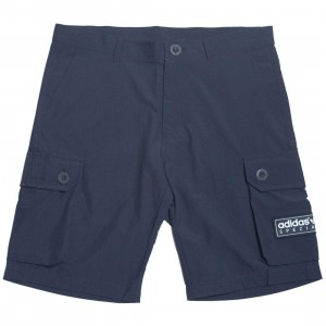 Adidas Men Aldwych Cargo Shorts (navy / night navy)