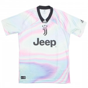 Adidas Men Juventus EA SPORTS Jersey (multi / black)