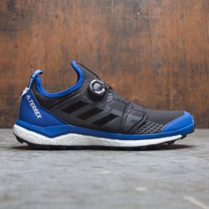 Adidas x White Mountaineering Men Terrex Agravic Boa (black / core black / collegiate royal)
