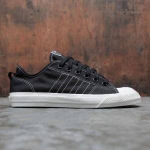 Adidas Men Nizza RF (black / footwear white / off white)