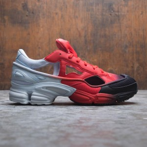 Adidas Raf Simons Men Replicant Ozweego (red / halo blue / core black)