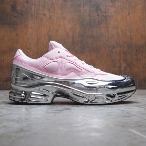 huge discount ce6eb 3fa91 Adidas Raf Simons Men Ozweego (pink   clear pink   silver metallic)