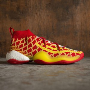 Adidas x Pharrell Williams Men CNY BYW (red / scarlet / bright yellow / metallic gold)