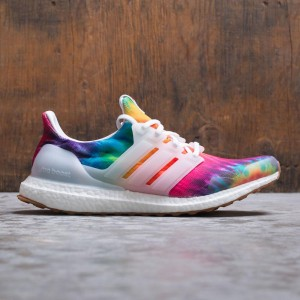 Adidas Consortium x Nice Kicks Men UltraBOOST NK (white / footwear white / collegiate red)