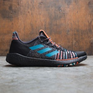 Adidas Consortium x Missoni Men PulseBOOST HD (black / footwear white / active orange)