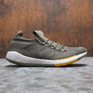 Adidas Consortium x Monocle Men Pulse BOOST HD (khaki / raw khaki / active gold)