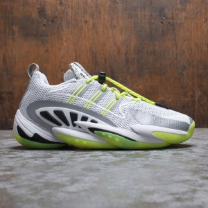 Adidas Consortium x UBIQ Men Crazy BYW X 2.0 (white / solar yellow / core black)