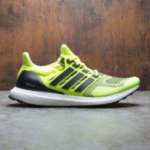Adidas Men UltraBOOST (yellow / solar yellow / core black)