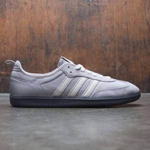 Adidas x C.P. Company Men Samba (gray / clear granite / off white)