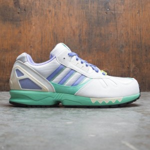 Adidas Men ZX 7000 G (white / lilac / green)