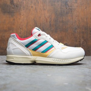 Adidas Men ZX 6000 S (white/ cream / red / yellow)
