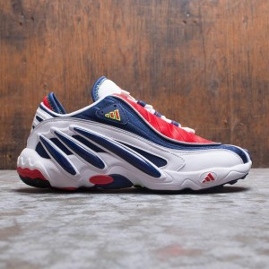 Adidas Men FYW 98 (white / dark blue / solar yellow)